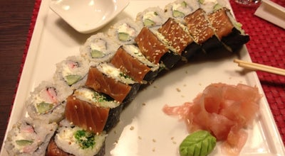 Photo of Sushi Restaurant Tokyo Sushibaar at Ülikooli 5, Tartu 51003, Estonia