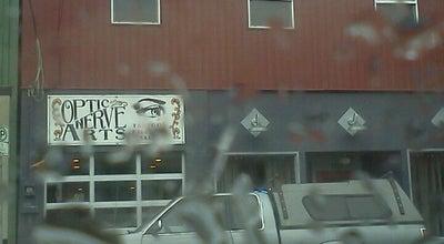 Photo of Tattoo Parlor Optic Nerve Art at 1223 Ne Alberta St, Portland, OR 97211, United States