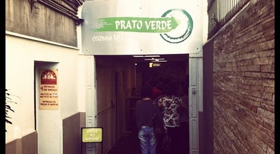 Photo of Vegetarian / Vegan Restaurant Prato Verde at R. Santa Teresinha, 42, Porto Alegre 90040-180, Brazil