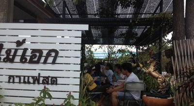 Photo of Cafe สวนไม้เอก กาแฟสด at บางยอ (bang Yo), Phra Pradaeng, Thailand