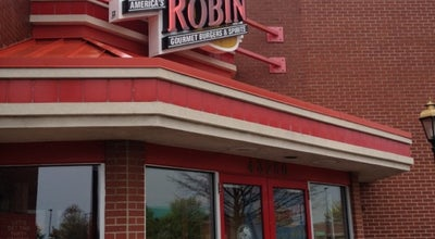Photo of Burger Joint Red Robin Gourmet Burgers at 43250 Crescent Blvd, Novi, MI 48375, United States