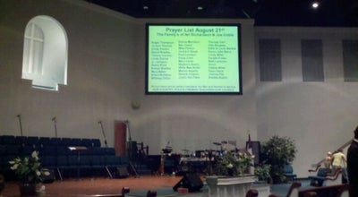 Photo of Church Charity Baptist Church at 2420 Brantley Rd, Kannapolis, NC 28083, United States