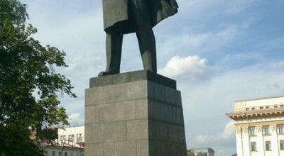 Photo of Monument / Landmark Памятник В. И. Ленину at Центральная Площадь, Тюмень, Russia