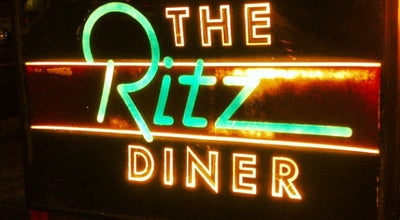 Photo of Diner The Ritz Diner at 72 E Mount Pleasant Ave, Livingston, NJ 07039, United States