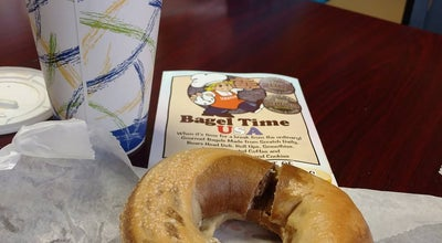 Photo of Breakfast Spot Bagel Time at 194 Park Ave, Worcester, MA 01609, United States