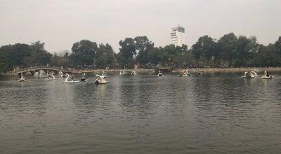 Photo of Lake Hồ Thủ Lệ at Kim Ma, Hanoi, Vietnam