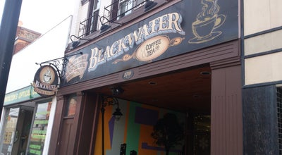 Photo of Coffee Shop Blackwater Coffee & Tea at 170 Christina St. N., Sarnia, ON N7T 5T9, Canada