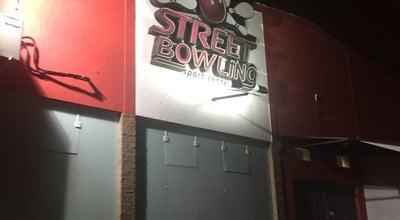 Photo of Bowling Alley Street Bowling Boliche at R. Ten. José Da Rocha Torres, 145, Botucatu 18602-100, Brazil