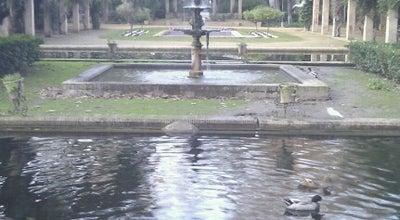 Photo of Park Jardines del Prado de San Sebastián at Av. De Carlos V, Sevilla 41001, Spain