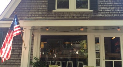Photo of New American Restaurant Black Sheep at 18 N Summer St, Edgartown, MA 02539, United States