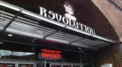 Photo of Nightclub Revolution at Arch 7 Deansgate Locks, Manchester M1 5LH, United Kingdom