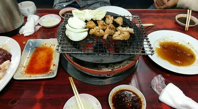 Photo of BBQ Joint マンボ焼肉店 at 北区丸の内1-12-12, 岡山市 700-0823, Japan