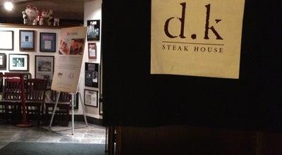 Photo of Steakhouse d.k Steak House at 2552 Kalakaua Ave, Honolulu, HI 96815, United States