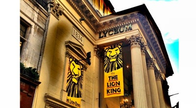 Photo of Theater The Lyceum Theatre at 21 Wellington St, London WC2E 7DA, United Kingdom