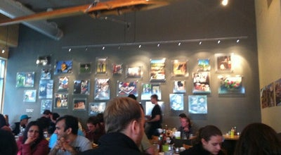 Photo of American Restaurant Portage Bay Cafe at 391 Terry Ave N, Seattle, WA 98109, United States