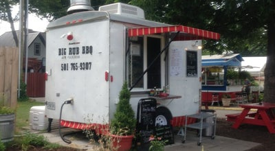 Photo of Food Truck Big Rub BBQ at Bentonville, AR, United States