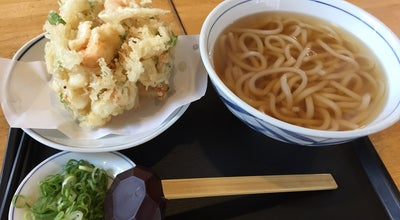 Photo of Food 博多うどん ウエスト 市原店 at 五所1671-1, 市原市, Japan