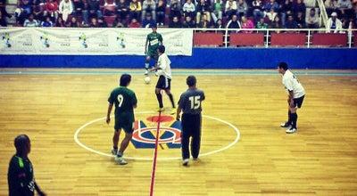 Photo of Basketball Court Fortin Prat at Av.pedro Montt, Valparaiso, Chile