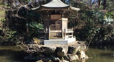 Photo of Buddhist Temple 御瀧山金蔵寺弁財天 at 金杉6-25-1, 船橋市, Japan