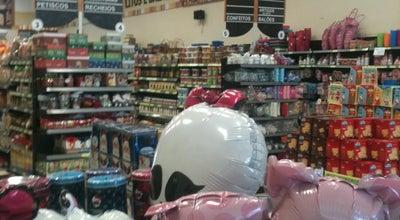 Photo of Candy Store Del Bianchi Artigos para Festas at Av. Padre Jaime, 2115, Mogi Guaçu, Brazil