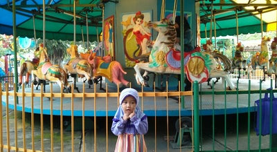 Photo of Playground Taman Ade Irma Suryani at Jalan Kapten Muslihat, Bogor, Indonesia
