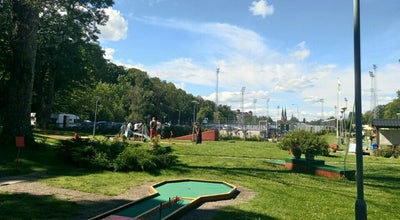 Photo of Golf Course Minigolf, Uppsala at Sweden