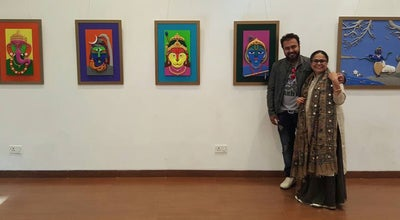 Photo of Art Gallery Nehru Centre Art Gallery at Dr. Annie Besant Road, Mumbai 400 018, India