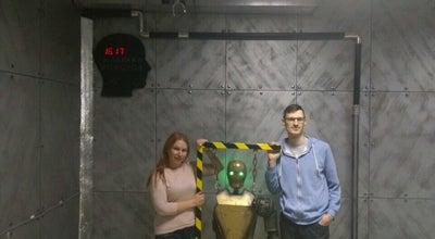 Photo of Arcade Внутри Квест-Комнаты at Бажанова 21/23, Харьков, Ukraine