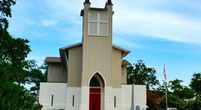 Photo of Church St. Peter's by the Sea Episcopal Church at 1909 15th St, Gulfport, MS 39501, United States