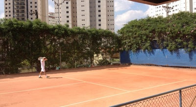 Photo of Tennis Court Kyriakos Academia de Tenis at Av. Washington Luís, 1171, São Paulo 04747-090, Brazil