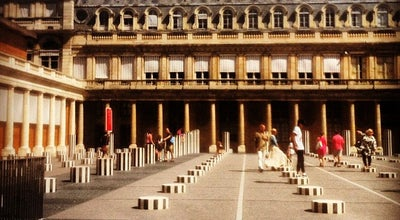 Photo of Historic Site Palais Royal at Place Du Palais Royal, Paris 75001, France