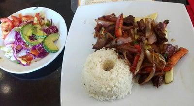 Photo of BBQ Joint Fusi Chicken & Grill at Av. El Sol, Peru