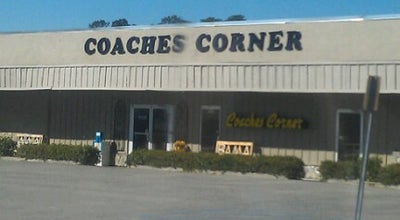 Photo of American Restaurant Coaches Corner at 203 Orline St, Wetumpka, AL 36092, United States