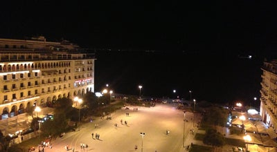 Photo of Restaurant Orizontes Roof Garden at Πλατεία Αριστοτέλους 9, Θεσσαλονίκη 546 24, Greece