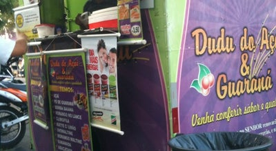 Photo of Food Truck Dudu Do Açaí E Guaraná at R. Três, Presidente Kennedy, Fortaleza Brasil, Brazil
