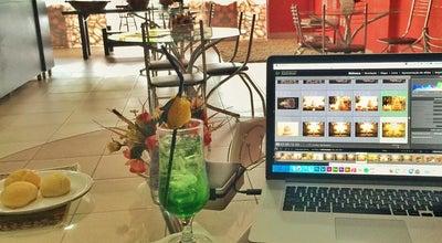 Photo of Coffee Shop Café com Pão De Queijo - Cafeteria at Brazil