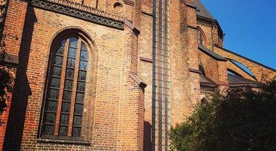 Photo of Church Svenska kyrkan Malmö S:t Petri at Sweden