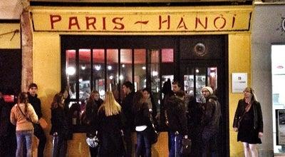 Photo of Asian Restaurant Paris Hanoi at 74,rue De Charonne, Paris, France