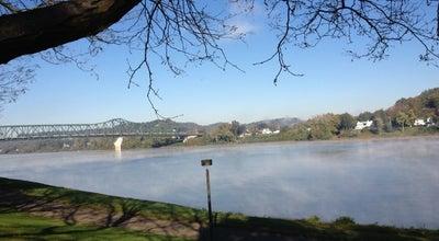 Photo of Park Harris Riverfront Park at 900-968 Veterans Memorial Blvd, Huntington, WV 25701, United States