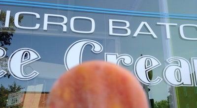 Photo of Ice Cream Shop Zora Dora at Main St & Cliff St, Beacon, NY 12508, United States
