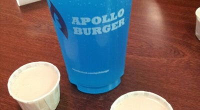 Photo of Burger Joint Apollo Burgers at 452 N State St, Orem, UT 84057, United States