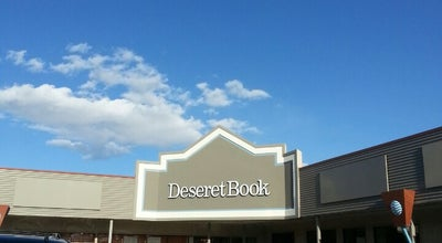 Photo of Bookstore Deseret Book at 230 E University Pkwy, Orem, UT 84058, United States
