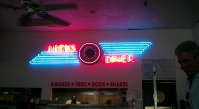 Photo of Diner Nick's Diner at 1900 Okeechobee Blvd, West Palm Beach, FL 33409, United States