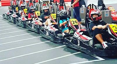 Photo of Go Kart Track Autobahn Indoor Speedway - Birmingham, Alabama at 5960 Greenwood Pkwy, Bessemer, AL 35022, United States