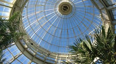 Photo of Botanical Garden Enid A. Haupt Conservatory at New York Botanical Garden, Bronx, NY, United States