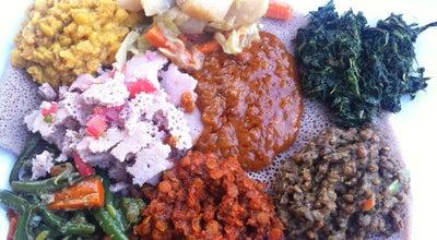 Photo of Restaurant Abay Ethiopian cuisine at 2359 10th Ave E, Seattle, WA 98102, United States