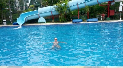 Photo of Water Park Clube Ginastico at Av. Afonso Pena, 3328, Belo Horizonte, Brazil