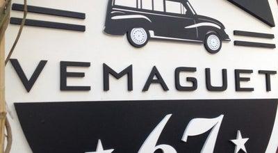 Photo of Brazilian Restaurant Vemaguet 67 at R. Djalma Forjaz, 140, Campos do Jordão, Brazil