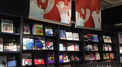 Photo of Bookstore Suomalainen Kirjakauppa at Haapaniemenkatu 18, Kuopio 70110, Finland