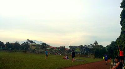 Photo of Soccer Field Lapangan Pussen Arhanud at Jl. Sriwijaya, Cimahi, Indonesia